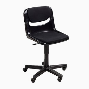 Vintage Desk Chair Model Dorsal by Giancarlo Piretti & Emilio Ambasz for Openark / Vitra