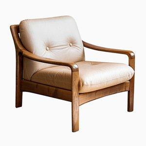 Teak Easy Chair, 1960s