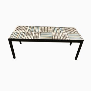 Mid-Century Coffee Table by Roger Capron, 1960s