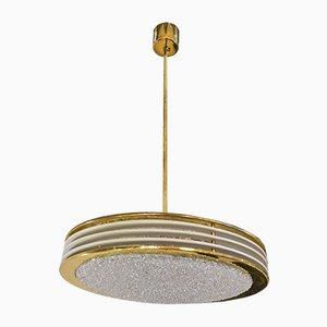 Saturno Ceiling Lamp from Doria Leuchten, 1960s
