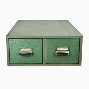 Industrial Chest of 2 Drawers from Racar, 1960s