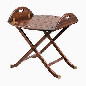 Vintage English Folding Coffee Table