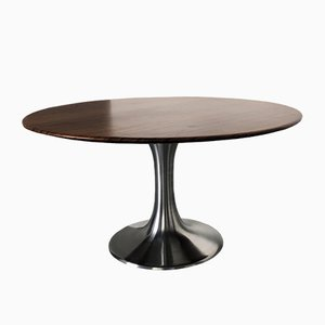 Mid-Century Agarico Coffee Table by Beppe Vida for Ny Form
