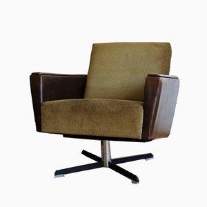 Vintage Swivel Easy Chair, 1970s
