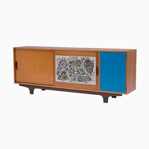 Modernist Sideboard, 1950s