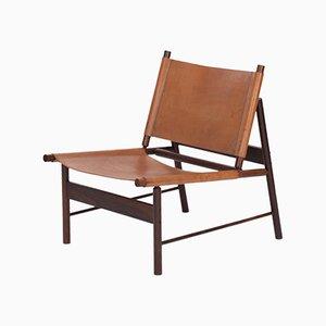 Vintage Palisander Sessel von Jorge Zalszupin für l'Atelier