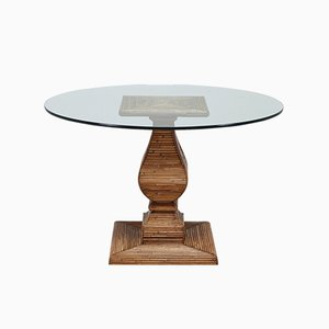 Vintage Dining Table from Vivai Del Sud, 1970s