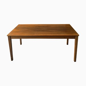 Swedish Teak Lift-Up Coffee Table, 1960s
