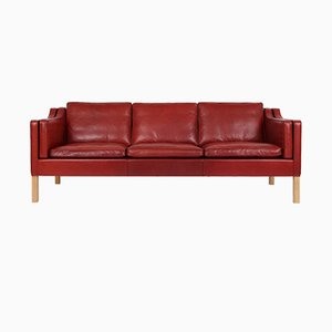 Mid-Century Model 2213 Sofa by Børge Mogensen for Fredericia