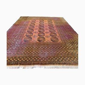 Antiker Afghanischer Ziegler Teppich, 1930er