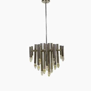 Large Chandelier from Candle Milano, 1960s