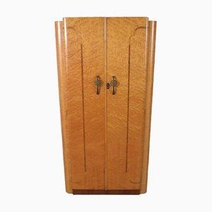 Art Deco Kleiderschrank