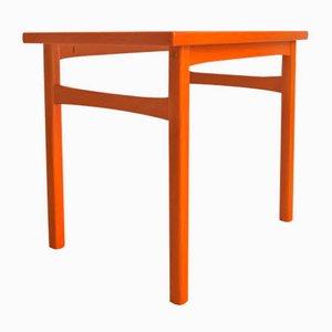 Danish Teak Side Table, 1970s