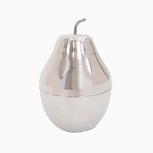 Ice Bucket Large Pear in the Style of Ettore Sottsass for Rinnovel, 1960s