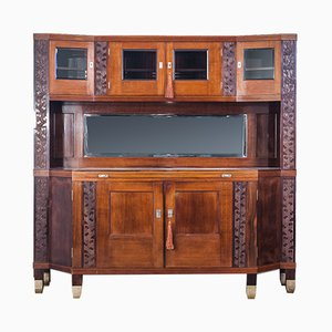 Large Sideboard by Koloman Moser for August Ungethüm, 1904