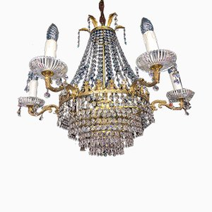 Crystal Chandelier, 1960s