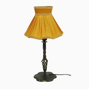 Iron Table Lamp from Taidetakomo Hakkarainen, 1930s