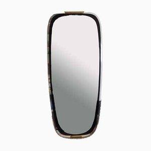 Large Mid-Century Wall Mirror, 1950s