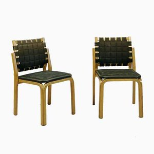 Model Y612 Chairs by Alvar Aalto for Artek, 1950s, Set of 2