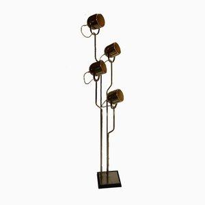 Vintage Stehlampe von Goffredo Reggiani, 1970er