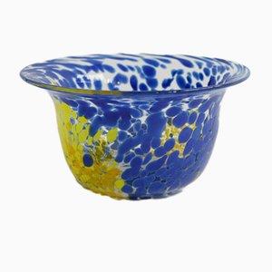 Tintomara Glasschale von Ulrica Hydman-Vallien für Kosta Boda, 1980er