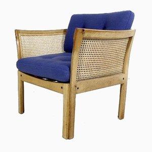 Dänischer Mid-Century Modell Plexus Sessel von Illum Wikkelsø für CF Christensen, 1960er