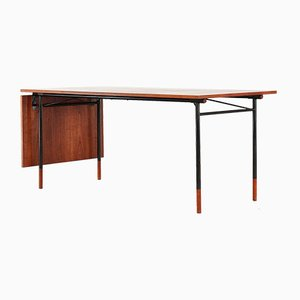 Danish Nyhavn Desk by Finn Juhl for Illums Bolighus, 1940s