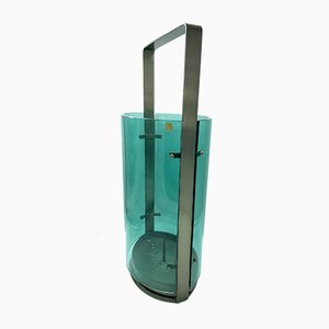Mid-Century Italian Model 2035 Umbrella Stand by Max Ingrand for Fontana Arte, 1960s