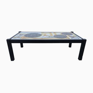 Vintage Ceramic Coffee Table from Belarti, 1960s