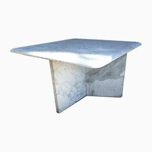 Vintage Marble Coffee Table, 1960s