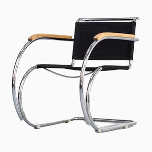MR 534 / MR 20 Chair by Ludwig Mies van der Rohe for Mücke & Melder, 1930s,