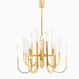 Classic Chandelier from Boulanger, 1970s