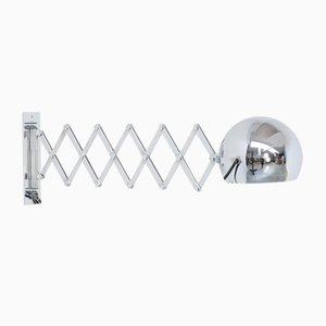 Scissor Wandlampe von Ingo Maurer, 1960er