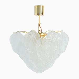Medium Murano Glass Chandelier, 1970s