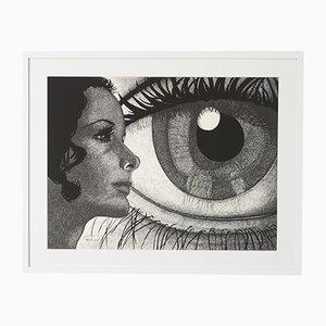 67/150 Serigraph Siebdruck von Paul Van Hoeydonck, 1978