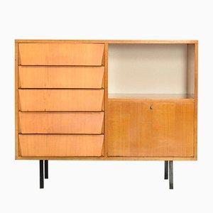 Mid-Century Bar Cabinet by De Coene, 1950s