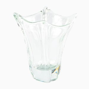 French Crystal Vase from Daum