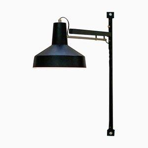 Wandlampe von Hiemstra Evolux, 1950er