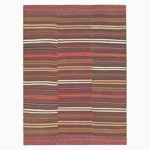Vintage Kilim Composition Rug, 1940s