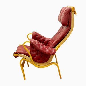 Pernilla 69 Armchair by Bruno Mathsson, 1970s