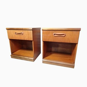 Nightstands by Kofod Larsen, Set of 2