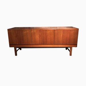 Minimalistisches Vintage Sideboard, 1960er