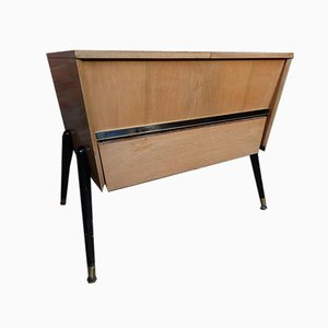 Vintage TV Stand or Sideboard, 1950s