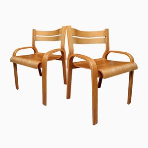 Bentwood Chairs, Set of 2