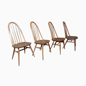 Quaker Chairs from Ercol, Set of 4