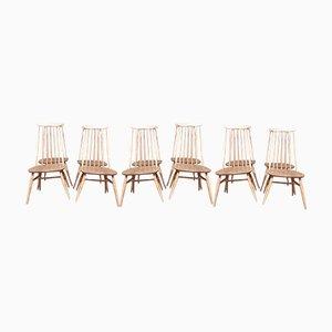 Windsor Goldsmith Stühle von Lucian Ercolani für Ercol, 8er Set