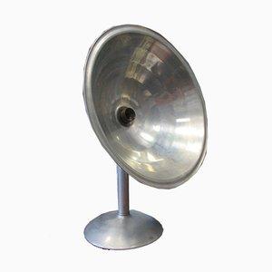 Industrielle Lampe aus Aluminium