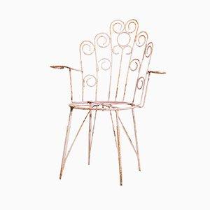French Garden Chair, 1960s