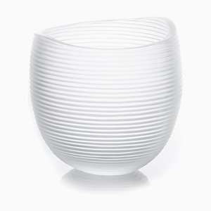 Linae Large Vase by Federico Peri for Purho Murano