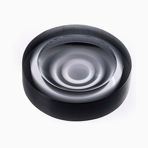 Iride Stripe Ashtray by Federico Peri for Purho Murano